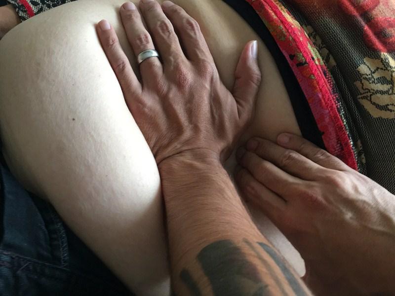 Manipulation visceral osteopathie