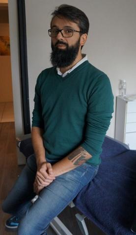 Olivier Gouronc Cabinet osteopathie Kinesitherapie Larmor Lorient