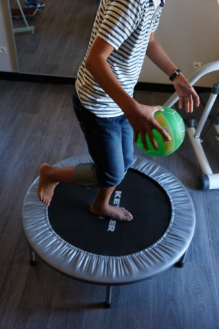 Proprioception Trampoline