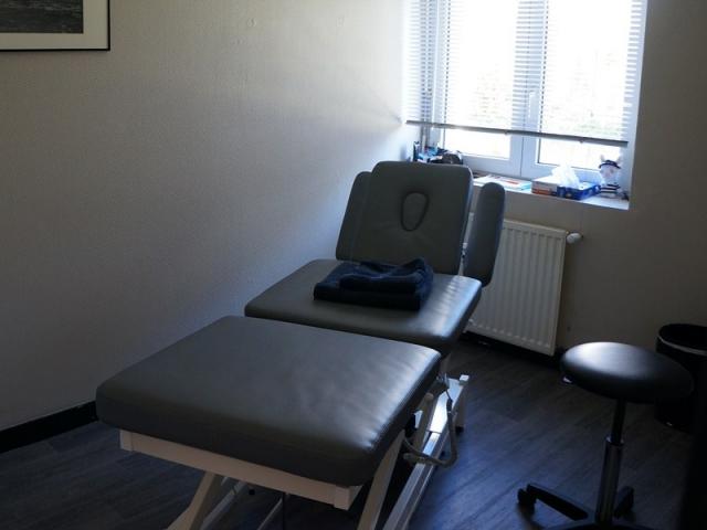 Salle 1 cabinet Masseur-kinesitherapeute Osteopathe